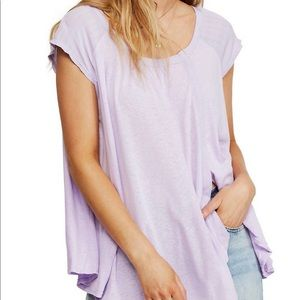 Free People Tunic Tee